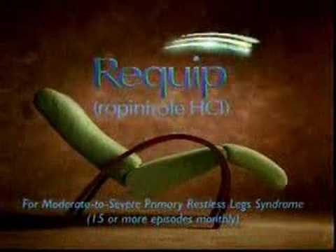 Ropinirole For Restless Legs Syndrome