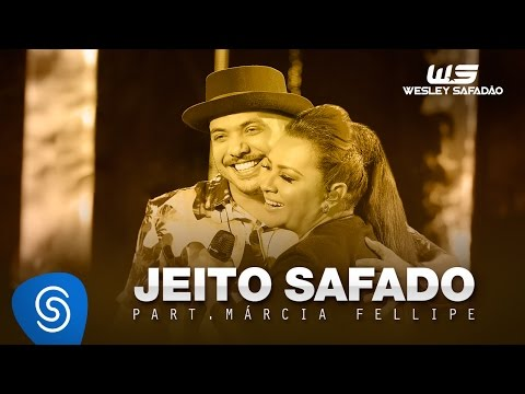 Wesley Safadão - Jeito Safado Part. Márcia Fellipe DVD WS EM CASA