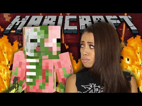 Download Youtube: WE FOUND A HELL FORTRESS!! (MariCraft)