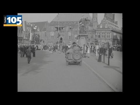 Haarlem105 special: Bevrijding van Haarlem - ouderen aan het woord | Haarlem105