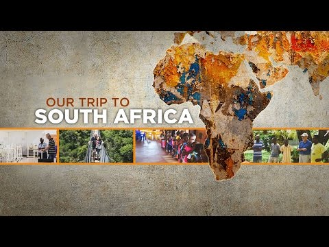 Our Trip to Africa