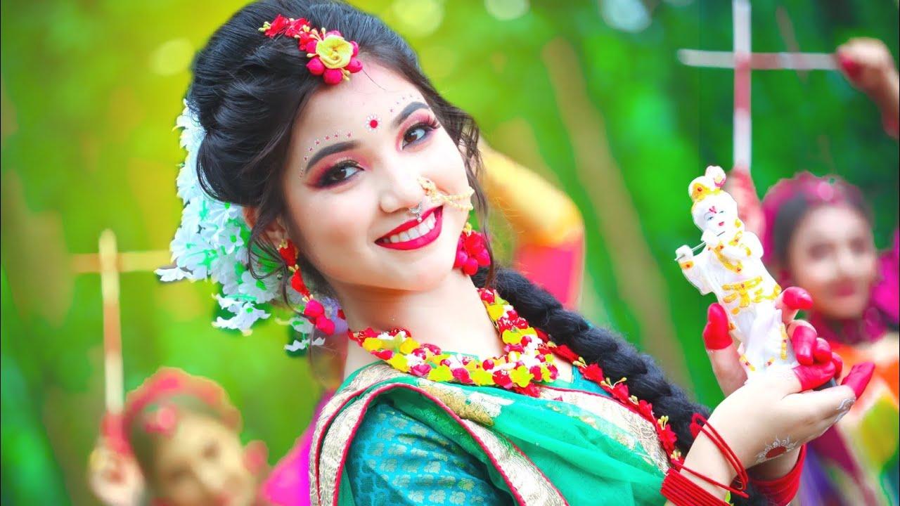 ও নাগর কানাইয়া রে 😍😍| Karabi Roy | Joyjit Dance