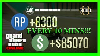 TOP *Fastest* Mission To Make Money SOLO In GTA 5 Online (Unlimited Money/Method) RESTART MISSION!