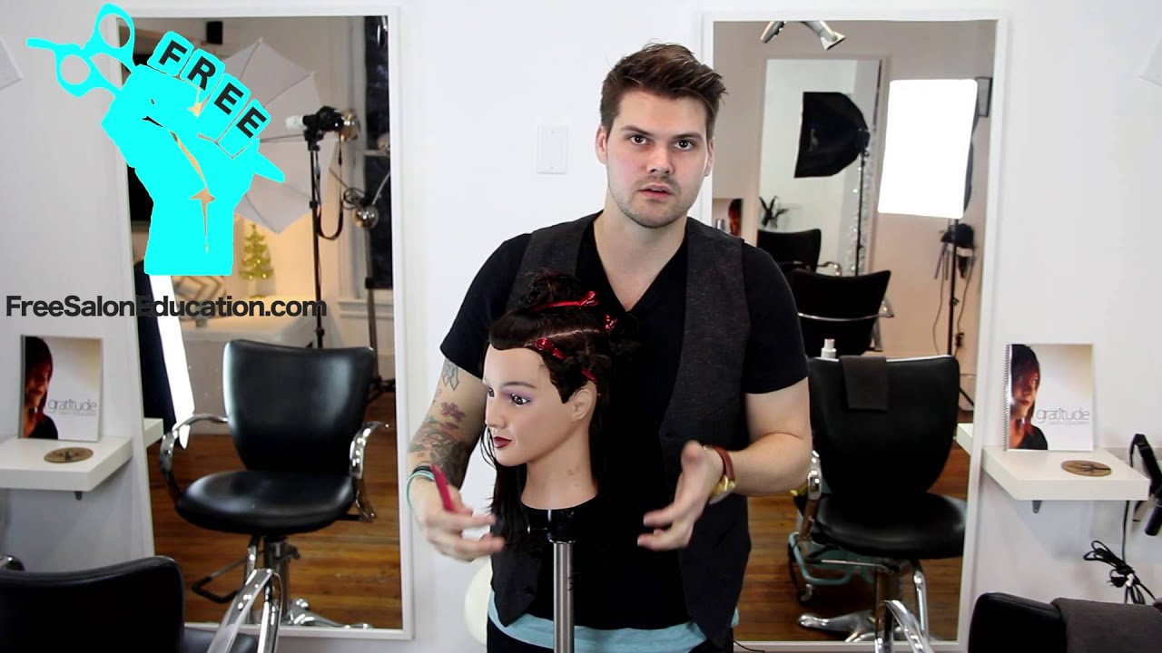 STEP 5 - 14 STEPS TO BECOME A BETTER HAIR CUTTER