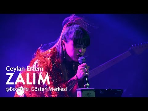 Ceylan Ertem - Zalım (Canlı Performans)