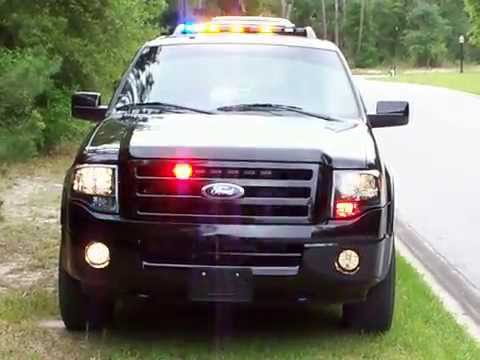 2008 Ford Expedition Fed Command Vehicle Youtube