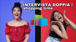 INTERVISTA DOPPIA CON ELISA MAINO - SHOPPING TIME || VirgiTsch