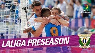 LaLiga Preseason 2018/2019: CD Leganés