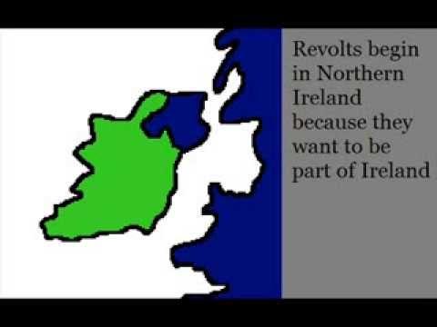 War simulation: Ireland vs UK
