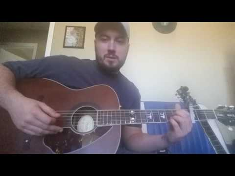 "How to play ""Hurricane"" by Luke Combs"