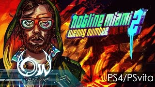Budgetworld: Hotline Miami 2: Wrong Number | PS4/PSvita