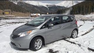 Nissan Versa Note 2014 Videos