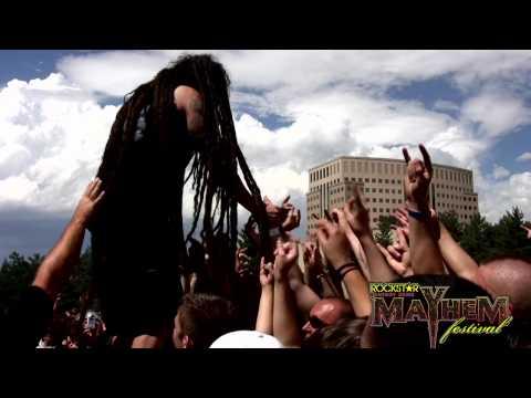 Mayhem Festival Mosh Pits