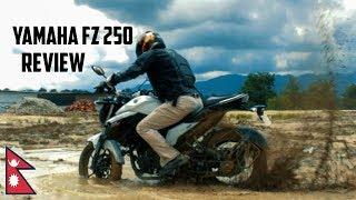 Yamaha FZ 25 First Ride Review : Ride Nepal