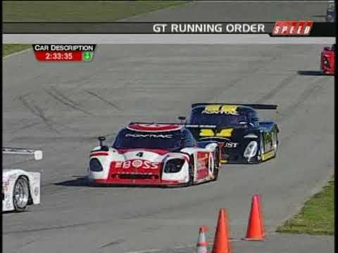 Rolex Sports Car Series 2004 Lexus Grand American 400