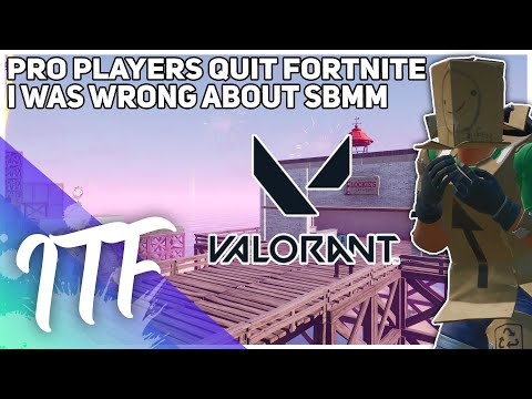 I Was Wrong About SBMM... Pro Players QUITTING Fortnite! (Fortnite Battle Royale)