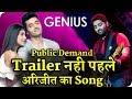 Genius || First Song || Tera Fitoor || Arijit Singh || Utkarsh Sharma || Ishita Chauhan