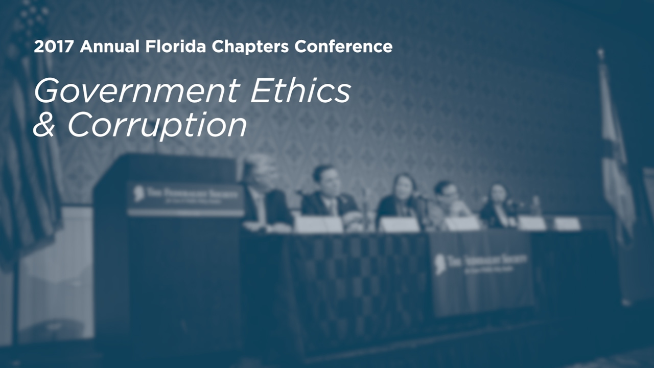Ethics in Government Act