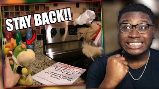 CHEF PEE PEE GETS A RESTRAINING ORDER! | SML Movie: The Restraining Order Reaction! thumbnail
