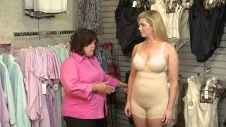 Repeat youtube video How To Find the Proper Shapewear Fit