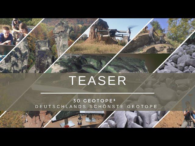 Teaser - 30 Geotope³