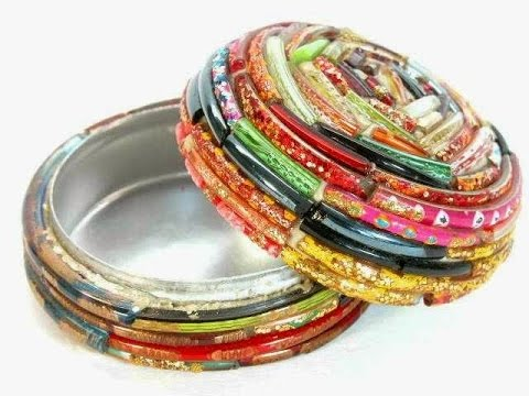 bangles craft ideas amazing craft ideas from waste bangles for selling 1092