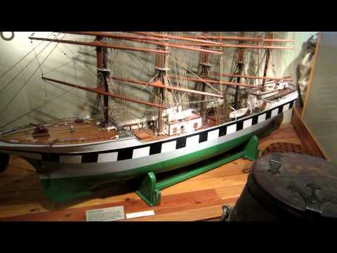 Columbia River Maritime Museum, Tour Part 1 of 2