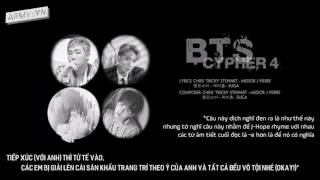 Video [ARMYsVN] [Vietsub] BTS (방탄소년단) – BTS CYPHER 4 download MP3, 3GP, MP4, WEBM, AVI, FLV Agustus 2018