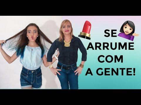 SE ARRUME COM A GENTE! ENCONTRINHO! Get ready with us - Bela Almada