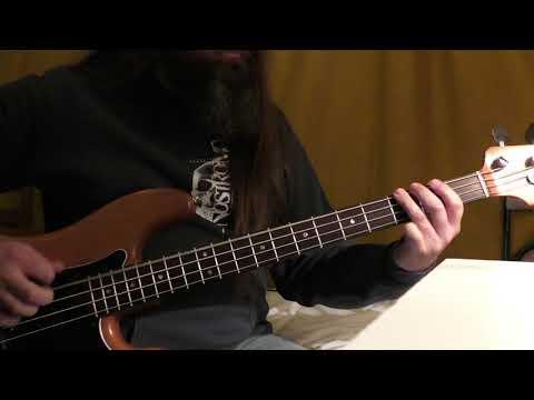 """Sick"" - UNSANE Bass Cover"