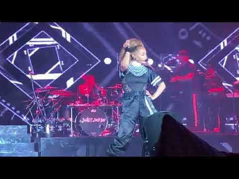JANET JACKSON AT ESSENCE FESTIVAL 2018