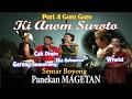 Wayang Kulit - Ki Anom Suroto Lakon Semar Boyong Magetan Iv Goro Goro Cak Diqin Dan Gareng Semarang video