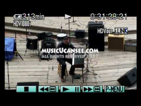 On The Killing Floor (Doctor Clayton) - Carl Sonny Leyland - LIVE - musicUcansee.com