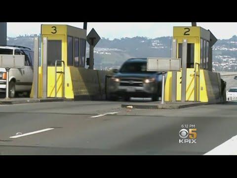 Officials Consider Eliminating Cash Tolls At Bay Area Bridges
