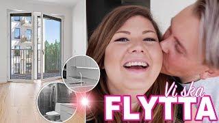 VI HAR KÖPT EN LÄGENHET! | FLYTTVLOGG #1