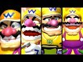 Super Mario Evolution of WARIO'S VOICE 1997-2017 (N64 to Switch)