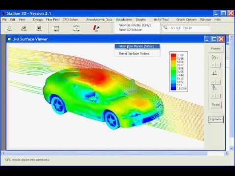 Race Car Aerodynamics Youtube