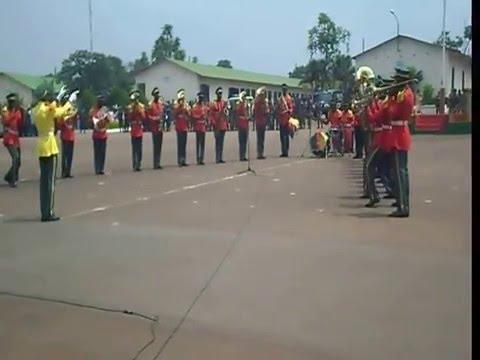 MUSIQUE PRINCIPALE DES ARMEES CAMEROUN