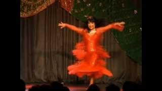Mojgan klassisch arabischer Tanz, Bauchtanz