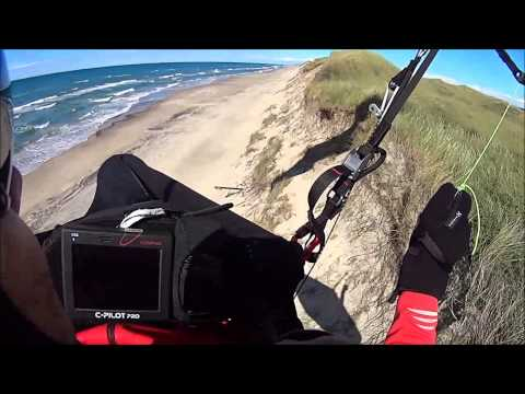 Denmark Paragliding - FlyMagic Weekend 2014 -Part 1