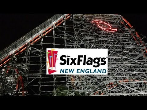 Six Flags New England 9/2/17 | A Not Entirely Packed Day