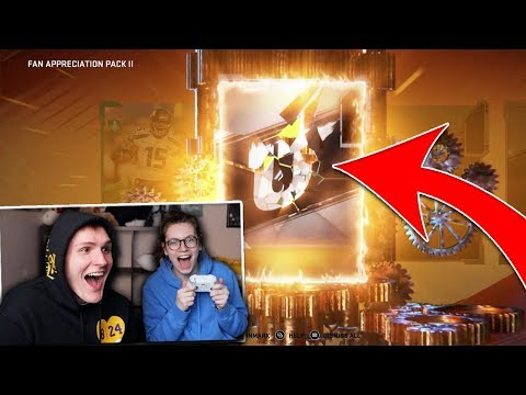 WE PULLED A *GOLDEN TICKET*... - Madden 20 Ultimate Team