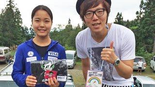 高梨沙羅選手に会って来た!ヒカキン地元のスキージャンプ大会!