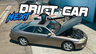 Drift Car Build: SC300 Ep1