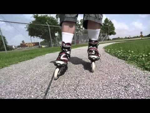 #22 Rollerblading at Tom Bass Regional Park III