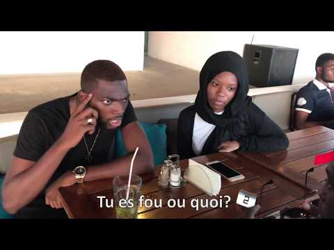 Dudu fait des videos - DIEUW BAKHOUL / SackoTheComedian & Axel Merryl