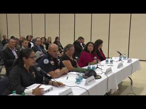 U.S. Senate Indian Affairs Field Hearing on Trauma