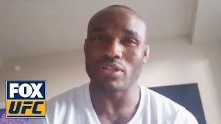 Kamaru Usman talks ahead of RDA fight | INTERVIEW | UFC TONIGHT