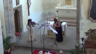 Thomasso Vitali - Chaconne (Pavlová - violin, Hulcová - theorbo)