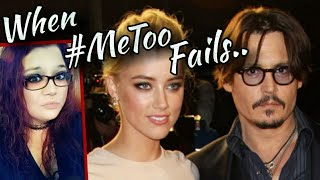 Aquaman 2 (Hopefully) No More?? | Johnny Depp Takes Action Against Amber Heard |When #MeToo Fails..